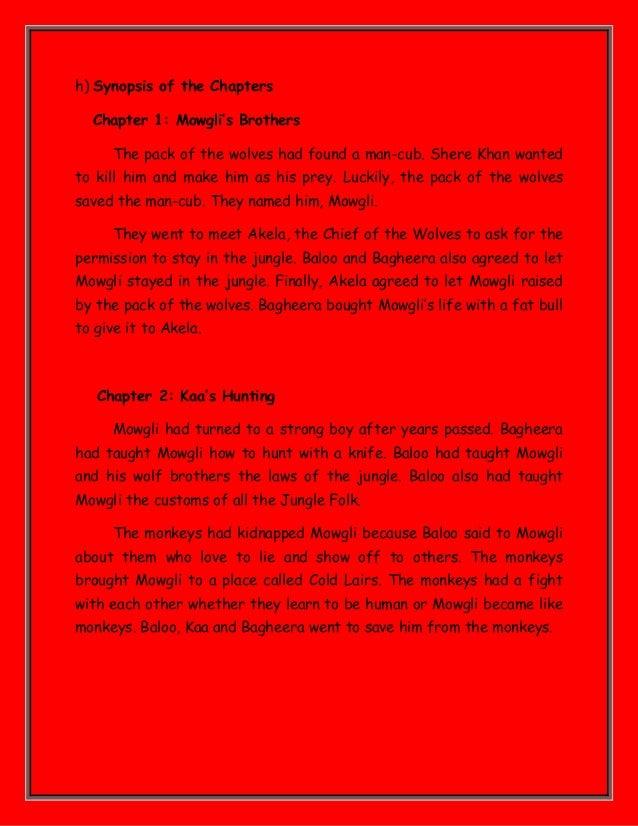 jungle book short story summary