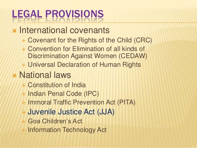 A Critical Analysis of Juvenile Justice Act and System in India