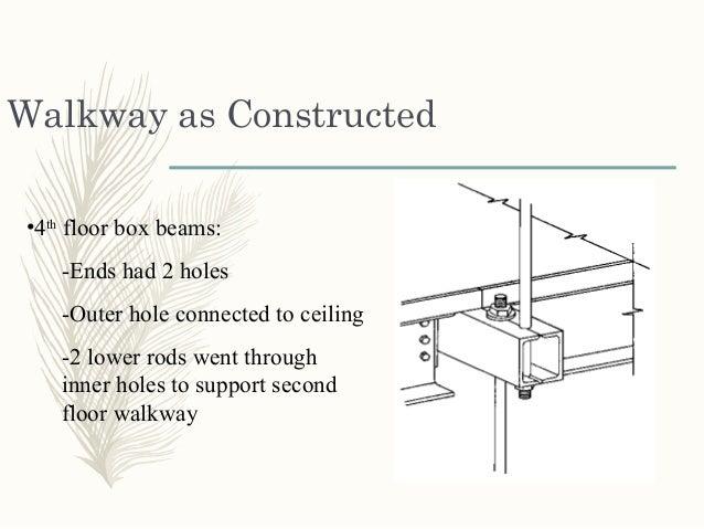 hyatt regency walkway