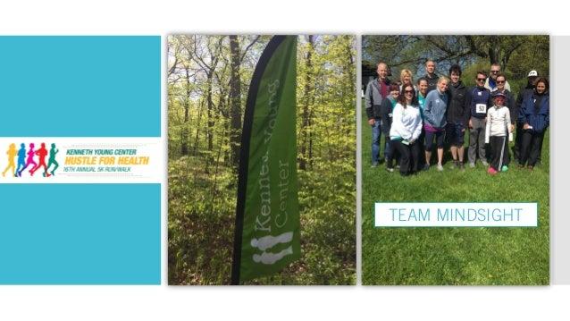 Mindsight Participates in the Hustle for Health 5K Run/Walk Slide 2