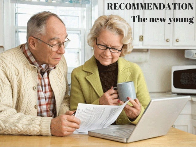 RECOMMENDATION The new young