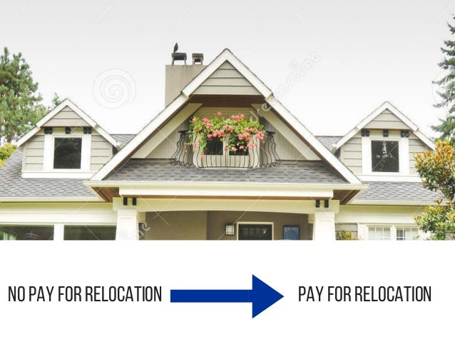 No Payfor Relocation Payfor relocation