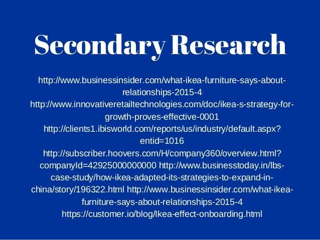 http://www.businessinsider.com/whatikeafurnituresaysabout relationships20154 http://www.innovativeretailtechnologie...