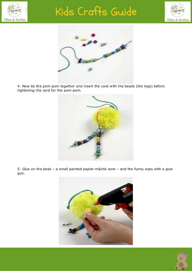 The Kids Crafts Guide