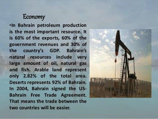 History of Bahrain Government Economy Politics Population Tourism