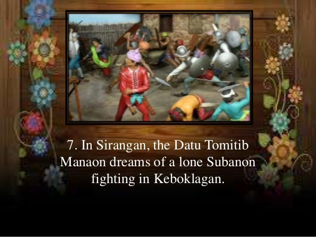 the kingdom of keboklagan Philippine epic poetry save centuries before the spaniards came, the filipinos already had their own cultural traditions, folklore, mythologies and epics.