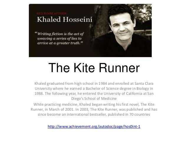My First Day In School Essay The Kite Runner The Kite Runner Khaled Graduated From High School In   And Enrolled At Music Piracy Essay also Evaluation Essay Samples The Kite Runner Thesis English Essay Websites Persuasive Essay  Essay On Gender Bias