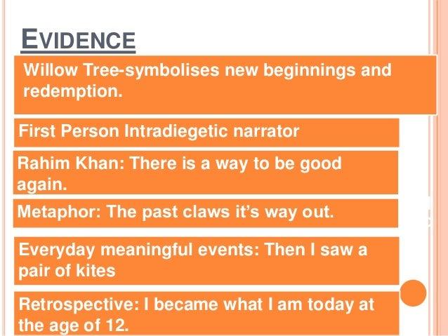 What did Rahim Khan mean when he said to Amir,