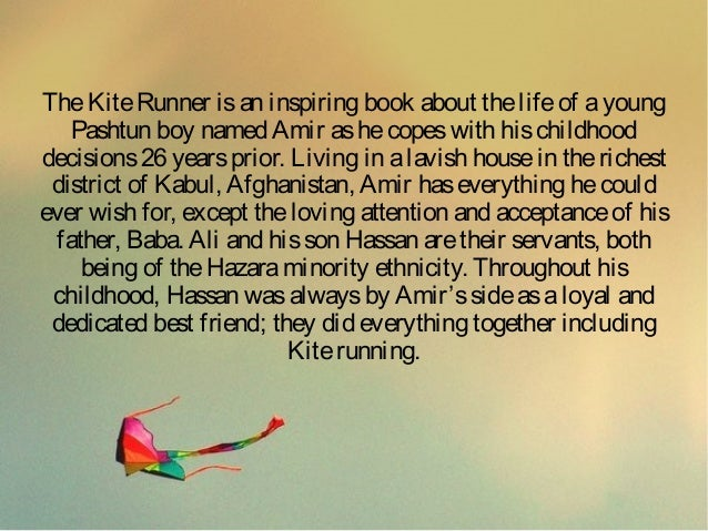kite runner influence of culture race and ethnicity Influence of race, ethnicity, and culture on childhood obesity - the influences on social mobility in the kite runner by khaled hosseini - the.