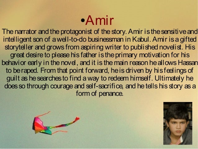 does amir redeem himself 2 how does the relationship between hassan and amir parallel the  11 by the  end of the novel has amir redeemed himself and what role does sohrab play in.