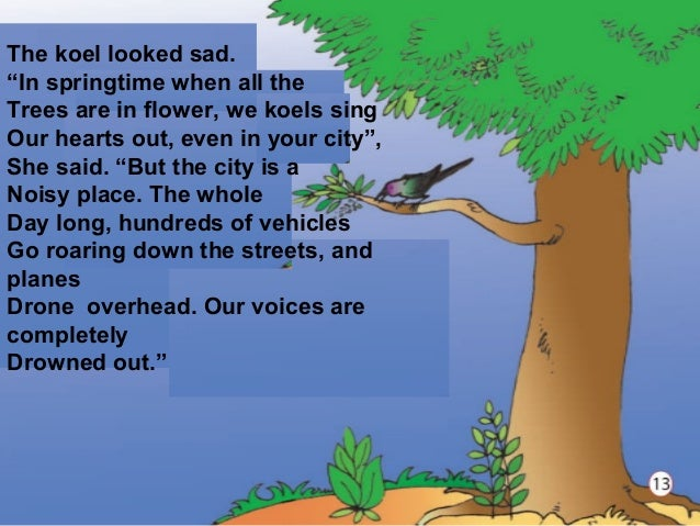 The koel's song english low res