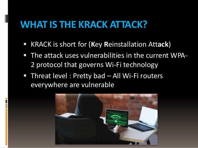 krack attack windows update