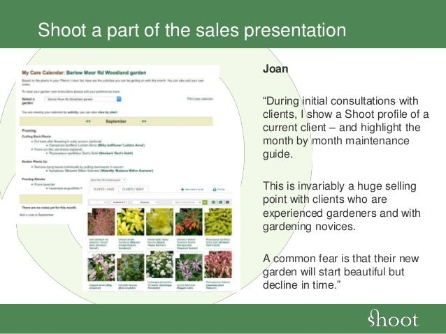 How To Develop And Grow Client Relationships Using Shoot