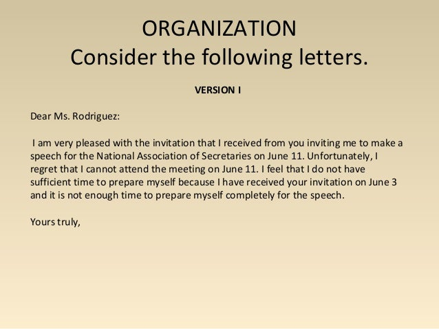 The language of business 25 organization consider the following letters stopboris Images