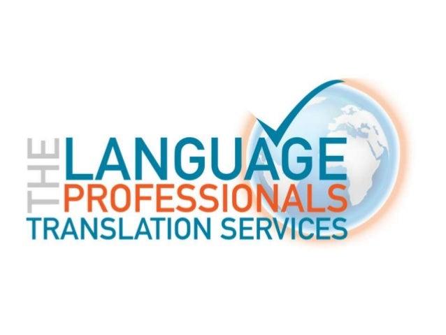 2000 PROFESSIONALS - OVER 100 LANGUAGES