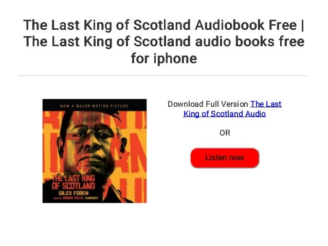 Full movie: the last king of scotland (2006) for free. | ffilms. Org.