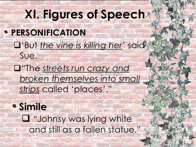 Characterization of Sue and Johnsy