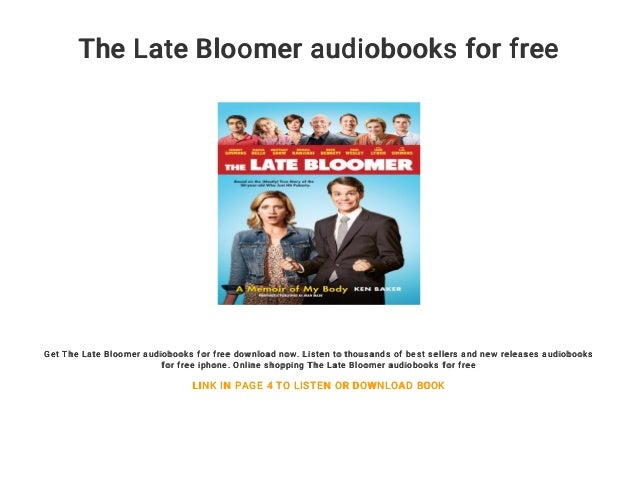 the late bloomer 2016 full movie free download