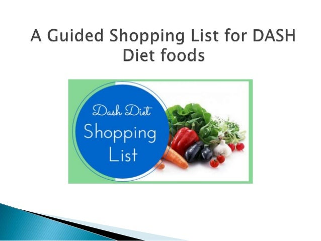 The Latest 2017 Dash Diet Cookbook