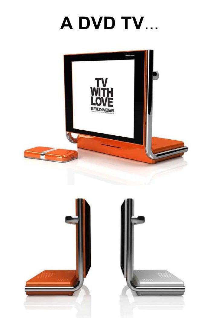 A DVD TV ...