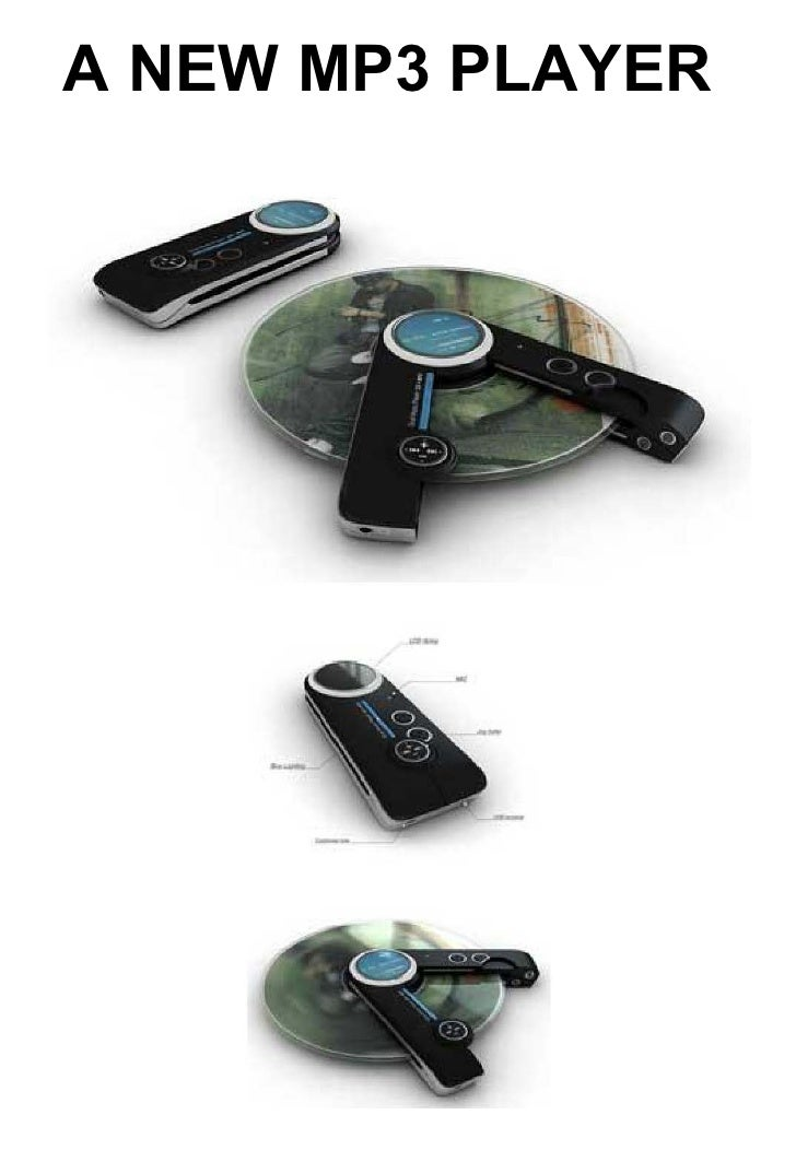 A NEW MP3 PLAYER