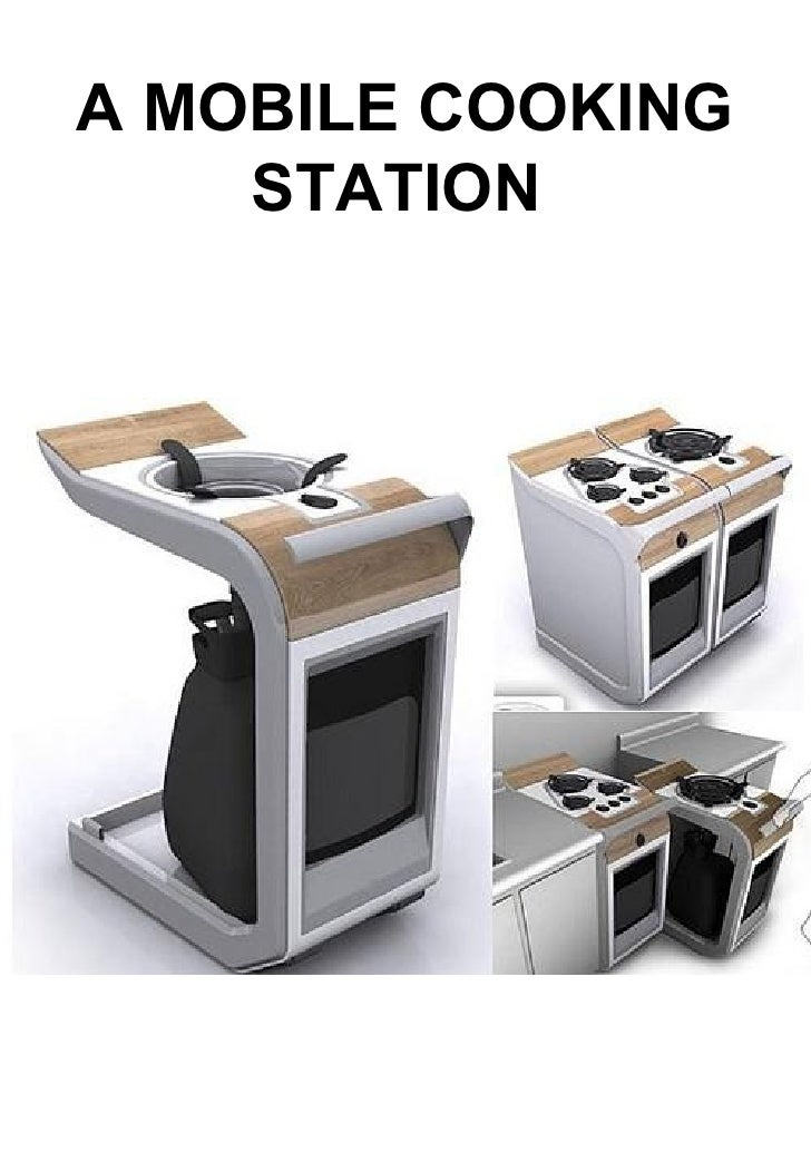 A MOBILE COOKING STATION