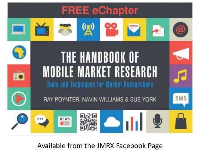 Available from the JMRX Facebook Page