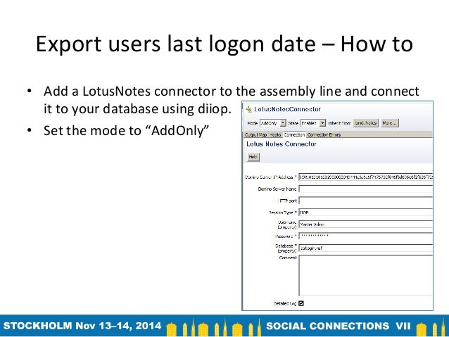 how to make user profile connected to database