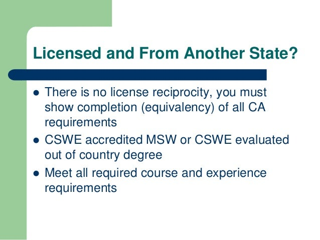 california psychology license reciprocity