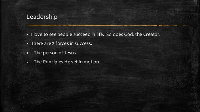 The Leadership Secrets of Jesus  Slide 2