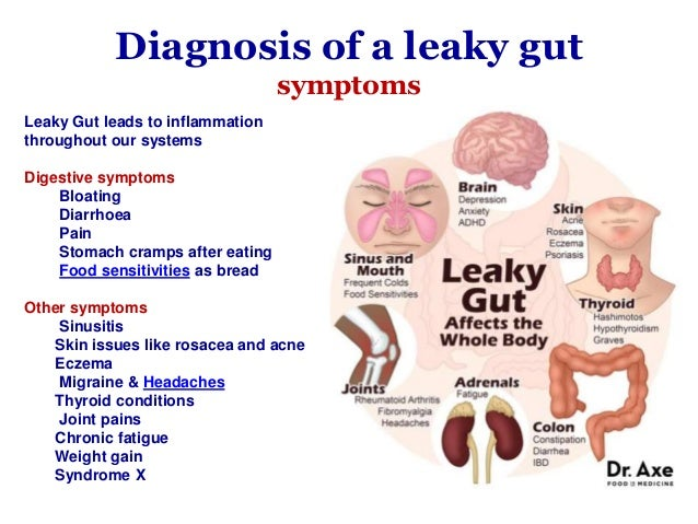The Leaky Gut Syndrome
