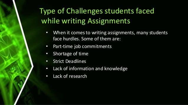 Assignment help network