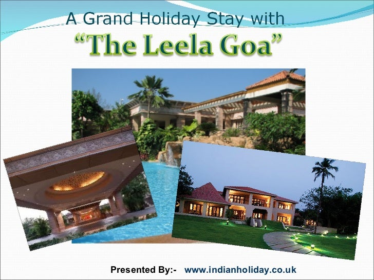Presented By:- www.indianholiday.co.uk