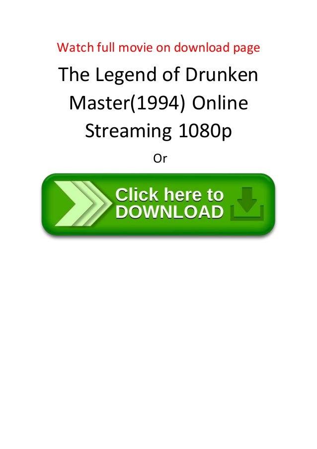 Drunken Master Stream