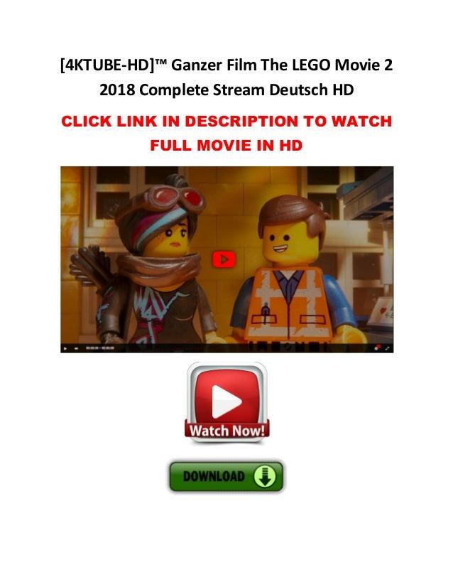 the lego movie deutsch stream