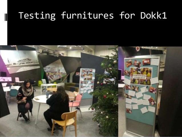 Testing furnitures for Dokk1 Knud Schulz LSN March 2015 46