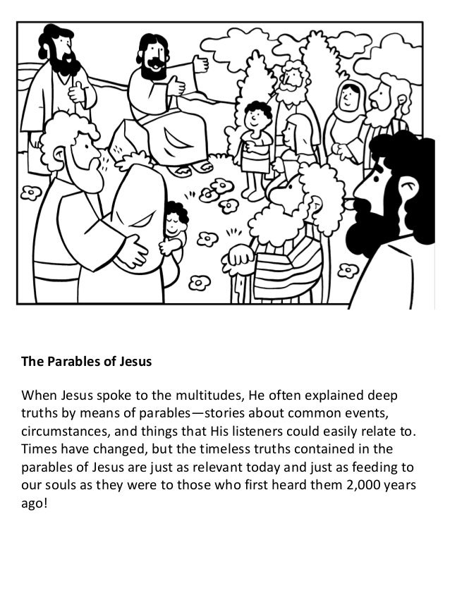 Jesus Feeds the Multitude with Fish and Bread coloring page | Free ... | 851x638