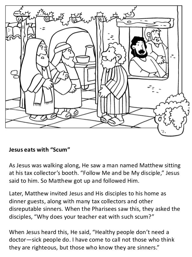 Free Twelve Disciples Coloring Page, Download Free Clip Art, Free ...   851x638