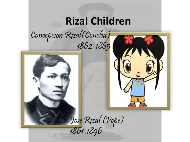 The Life Of Rizal