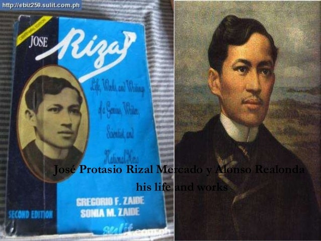 rizal and his life Rizal's life in berlin remembered  the ambassador recounted the life of dr rizal as an expatriate in the german capital  honing his medical expertise at the.