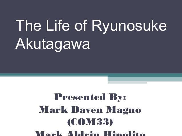 in a grove by ryunosuke akutagawa short story