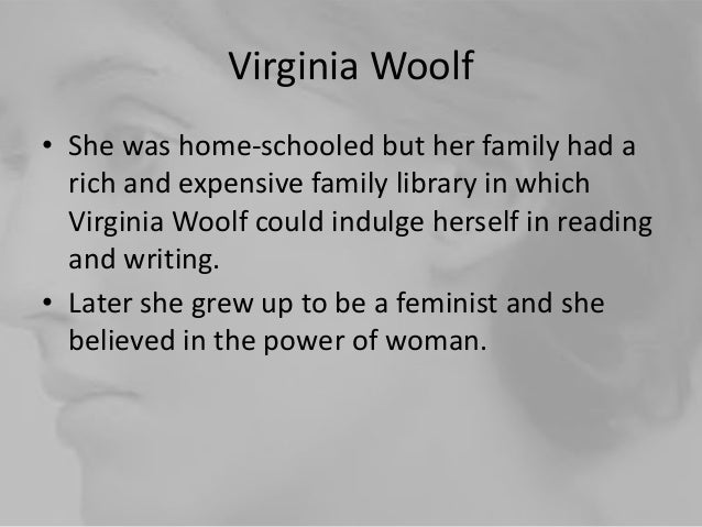 the life and struggles of virginia woolf In honor of the 135th year of virginia woolf's birth, we take a look at the more affirming moments of her life that helped her endure her personal struggles and become one of the most prominent.