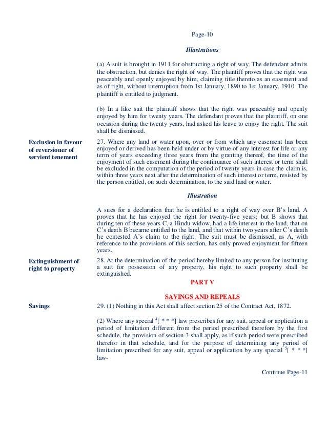 legal disability under limitation act 1963