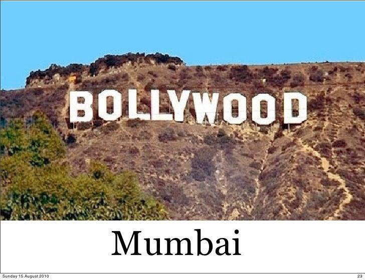 Mumbai Sunday 15 August 2010            23