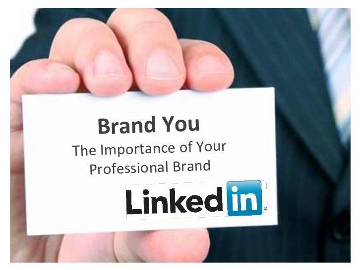Brand You  The Importance of Your    Professional BrandRecruitingSolutions