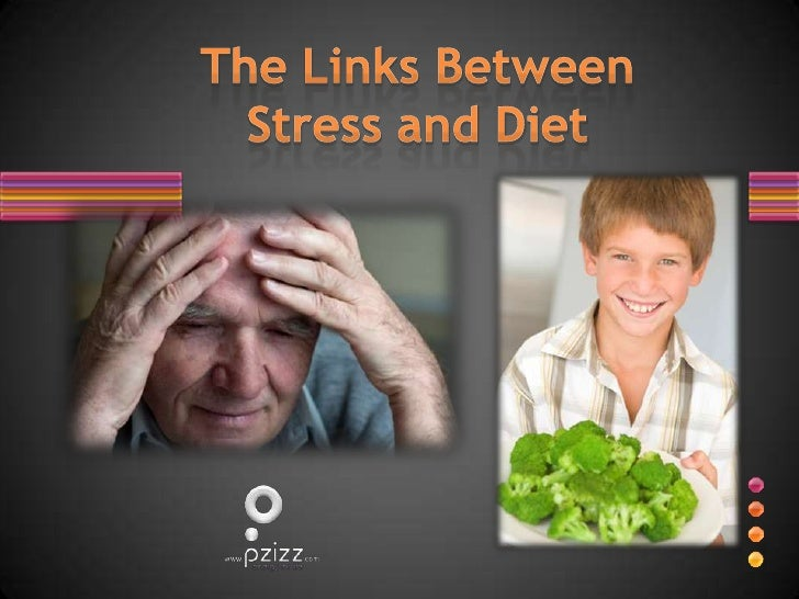 The Links Between Stress and Diet<br />