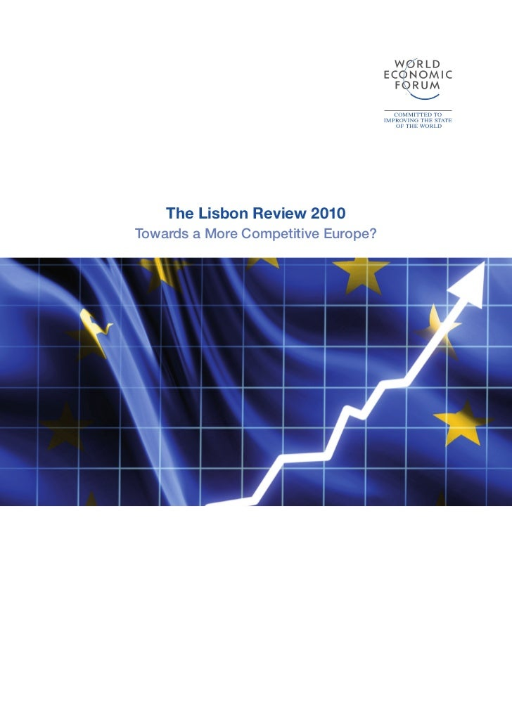 The Lisbon Review 2010 Towards a More Competitive Europe?