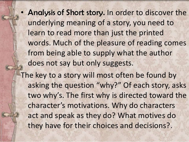 short stories are futures standard literature essay Are you having trouble writing a short story follow conventional story structure the standard rules of narrative we all learned in our high school literature.