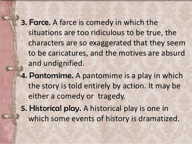 literary genres in english literature pdf
