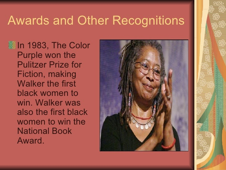 oppression in alice walker s novel meridian How point of view brings her books to life - alice walker's writing style alice walker in meridian, walker also uses the third person omniscient point of view.